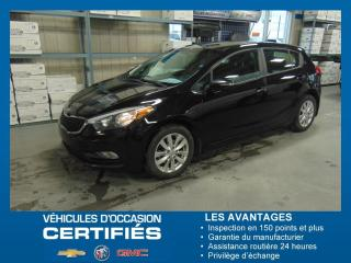 Used 2014 Kia Forte 5dr 2.0L LX Plus for sale in Amos, QC