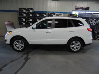 Used 2010 Hyundai Santa Fe LIMITED for sale in Amos, QC