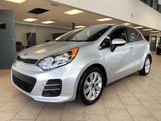Used 2017 Kia Rio 5 EX Hatch Toit Ouvrant for sale in Pointe-Aux-Trembles, QC