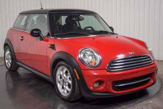Used 2013 MINI Cooper TOIT PANO ,BLUETOOTH for sale in St-Hubert, QC
