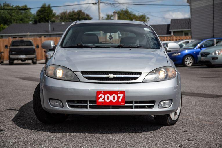 2007 Chevrolet Optra5