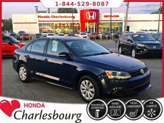 Used 2014 Volkswagen Jetta Trendline+**AUTOMATIQUE**BANCS CHAUFFANT for sale in Charlesbourg, QC