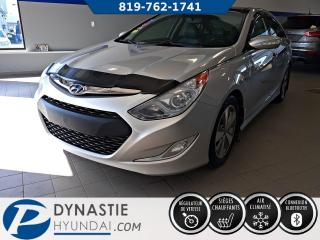 Used 2012 Hyundai Sonata HEV w/Premium Pkg for sale in Rouyn-Noranda, QC