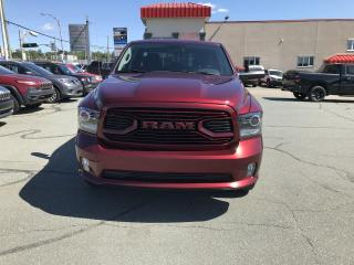 Used 2018 RAM 1500 Sport QUAD CAB 4X4 for sale in Sherbrooke, QC
