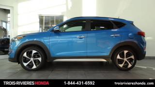 Used 2017 Hyundai Tucson SE + CUIR + TOIT PANORAMIQUE for sale in Trois-Rivières, QC