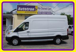 Used 2015 Ford Transit 250 LONG, HIGH ROOF, Loaded, Diesel for sale in Woodbridge, ON