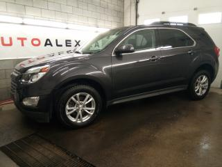 Used 2016 Chevrolet Equinox LT AWD  AUTOMATIQUE A/C MAGS CAMERA SIÉGES CHAUFF. for sale in St-Eustache, QC