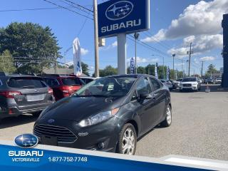 Used 2014 Ford Fiesta Berline SE 4 portes for sale in Victoriaville, QC