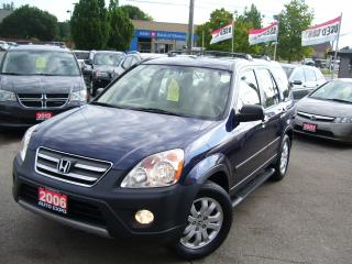 Used 2006 Honda CR-V SOLD for sale in Kitchener, ON