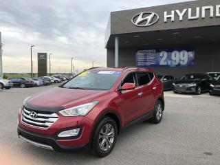 Used 2014 Hyundai Santa Fe Sport 2.0T Premium, AWD, MAGS, A/C, CRUISE, BLUETOOTH for sale in Mirabel, QC