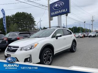 Used 2016 Subaru XV Crosstrek 2.0i 5 portes CVT avec groupe Limited for sale in Victoriaville, QC