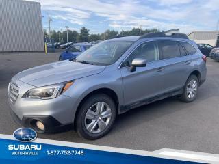 Used 2016 Subaru Outback Familiale 5 portes, boîte manuelle 2.5i for sale in Victoriaville, QC