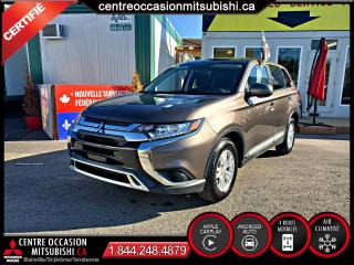 Used 2019 Mitsubishi Outlander ES AWC/4X4 SIEGES-CHAUFFANT + CAMERA + A for sale in Blainville, QC
