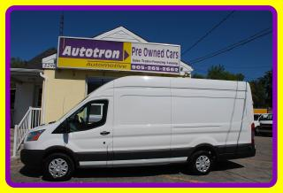 Used 2015 Ford Transit 350 EXT. HIGH ROOF, Cruise, Turbo Diesel for sale in Woodbridge, ON