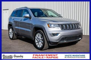 Used 2017 Jeep Grand Cherokee Limited for sale in Cowansville, QC