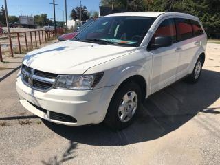 Used 2010 Dodge Journey SE for sale in Oro Medonte, ON