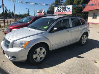 Used 2010 Dodge Caliber SXT for sale in Oro Medonte, ON
