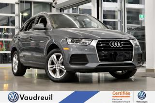 Used 2016 Audi Q3 2.0T Progressiv quattro * TOIT * MAGS 18 for sale in Vaudreuil-Dorion, QC