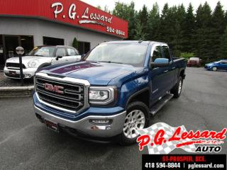 Used 2017 GMC Sierra 1500 Sle z71 4x4 v8 5.3l camera siège chauffant for sale in St-Prosper, QC