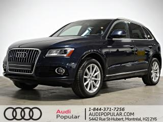 Used 2017 Audi Q5 2.0T Technik B & O - NAVIGATION +++++ for sale in Montréal, QC
