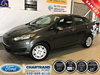Used 2017 Ford Fiesta Berline SE 4 portes for sale in Laval, QC