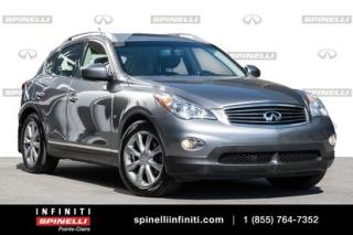 Used 2015 Infiniti QX50 JOURNEY - CAMERA - TOIT - SIEGES CHAUFFANT CAMERA - TOIT - SIEGES CHAUFFANT for sale in Montréal, QC