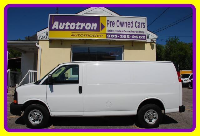 2013 Chevrolet Express 2500 3/4 Ton Cargo Van A/C