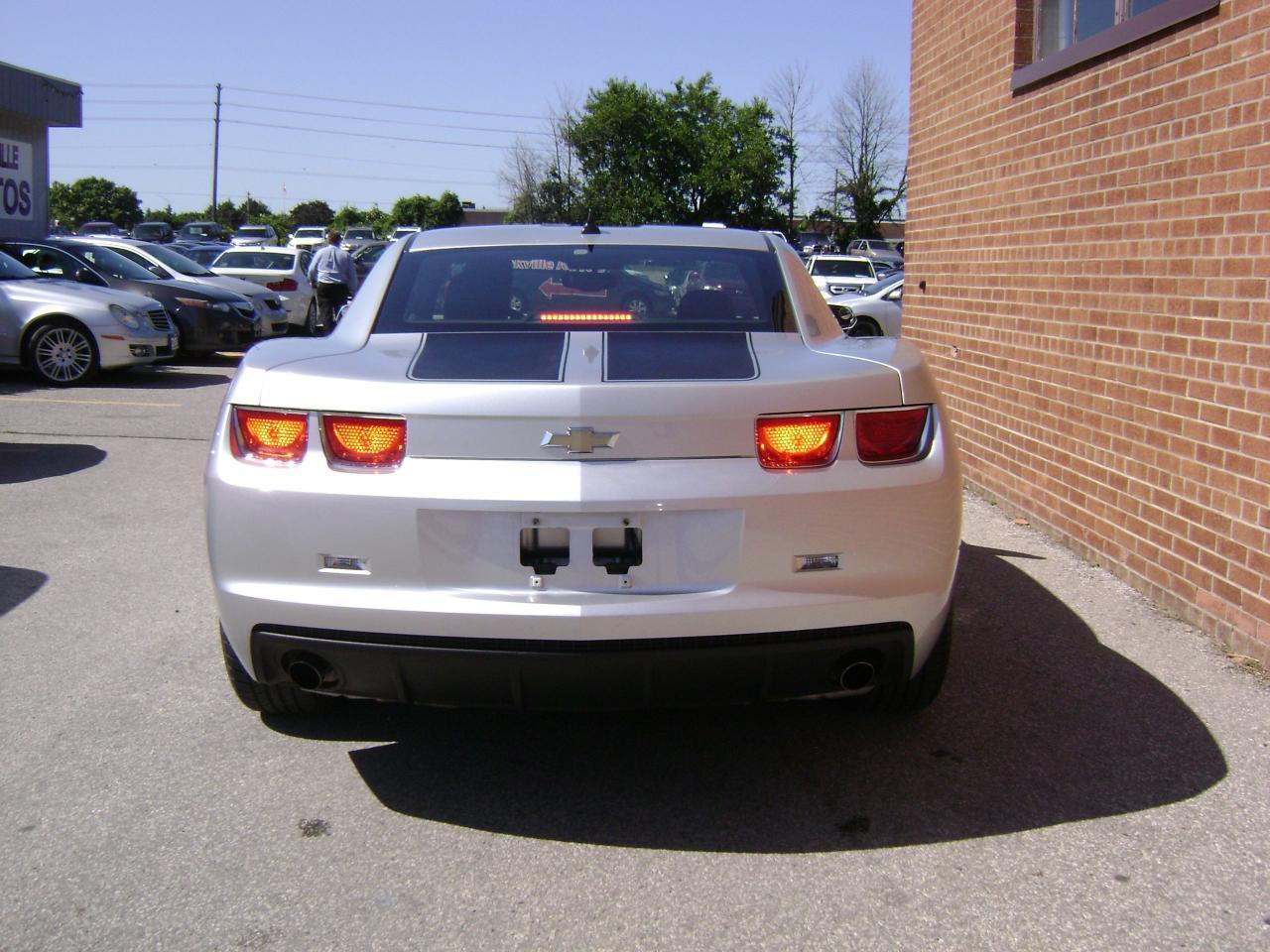 2010 Chevrolet Camaro