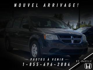 Used 2011 Dodge Grand Caravan SE + 7 PLACES + A/C + CRUISE + WOW !! for sale in St-Basile-le-Grand, QC