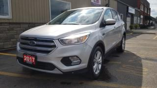 Used 2017 Ford Escape SE-SYNC-REVERSE CAMERA-HEATED SEATS for sale in Tilbury, ON