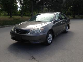 Used 2005 Toyota Camry LE for sale in Toronto, ON