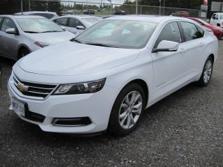 Used 2018 Chevrolet Impala LT for sale in Thunder Bay, ON