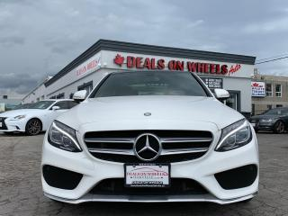 Used 2015 Mercedes-Benz C-Class C 300 for sale in Oakville, ON