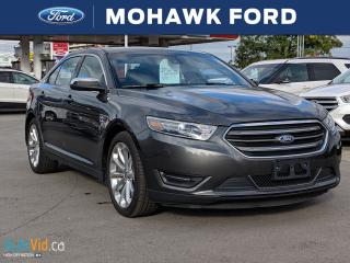 Used 2018 Ford Taurus LIMITED for sale in Hamilton, ON
