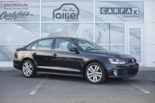 Used 2012 Volkswagen Jetta GLI ***JAMAIS ACCIDENTE*** for sale in Québec, QC