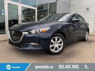 Used 2017 Mazda MAZDA3 GX AUTO POWER OPTIONS A/C for sale in Edmonton, AB