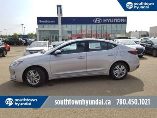 New 2020 Hyundai Elantra Preferred Sun & Safety Package - 2.0L Sunroof, Lane Departure/Keep Assist, Push Button for sale in Edmonton, AB