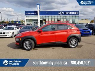 Used 2020 Hyundai KONA Luxury - 2.0L Leather/Sunroof/SmartSense Active Safety for sale in Edmonton, AB