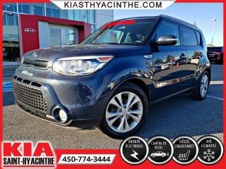 Used 2015 Kia Soul EX+ ** CAMÉRA DE RECUL for sale in St-Hyacinthe, QC