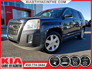 Used 2011 GMC Terrain ** EN ATTENTE D'APPROBATION ** for sale in St-Hyacinthe, QC