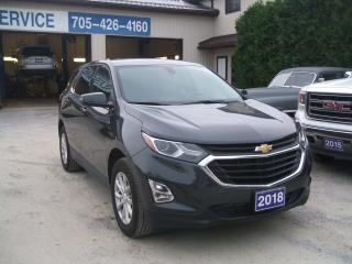 Used 2018 Chevrolet Equinox LT , AWD for sale in Beaverton, ON