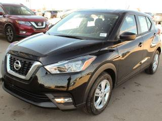 Used 2019 Nissan Kicks S FWD PUSH START BACK UP CAMERA BLUETOOTH for sale in Edmonton, AB