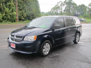 Used 2012 Dodge Grand Caravan SE for sale in Brockville, ON