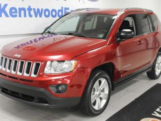 Used 2013 Jeep Compass Sport North edition 4WD with heated seats for sale in Edmonton, AB