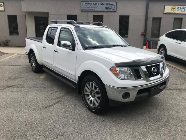 2010 Nissan Frontier 4WD Crew Cab LWB LE,LEATHER,SUNROOF !