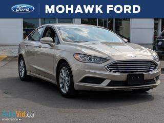 Used 2017 Ford Fusion SE for sale in Hamilton, ON