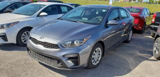 Used 2020 Kia Forte LX for sale in Owen Sound, ON