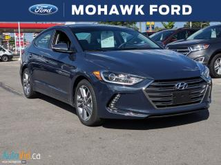 Used 2017 Hyundai Elantra Limited for sale in Hamilton, ON
