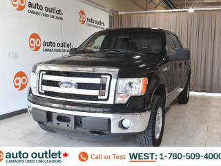 Used 2014 Ford F-150 Xlt, 5.0L V8, 4x4, SuperCrew, Short box, Trailer brake, Cloth seats for sale in Edmonton, AB