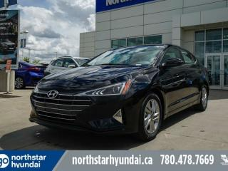 New 2020 Hyundai Elantra Preferred w/Sun & Safety Package: SUNROOF/PROXY KEY/SMART TRUNK for sale in Edmonton, AB